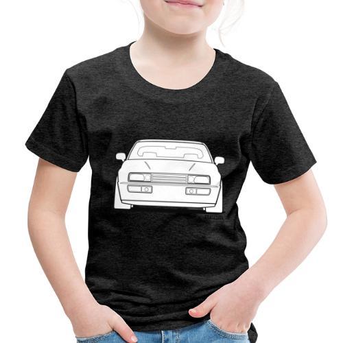 Wolfsburg Rado Outline - Toddler Premium T-Shirt