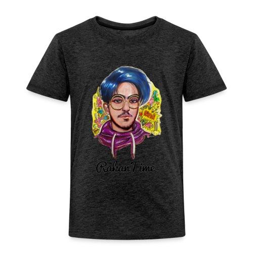 راكان تايم - Toddler Premium T-Shirt