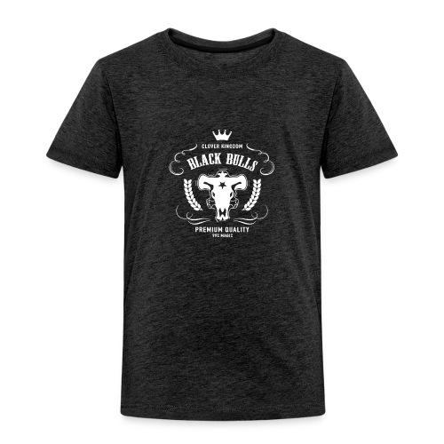 Black Clover Black Bulls - Toddler Premium T-Shirt