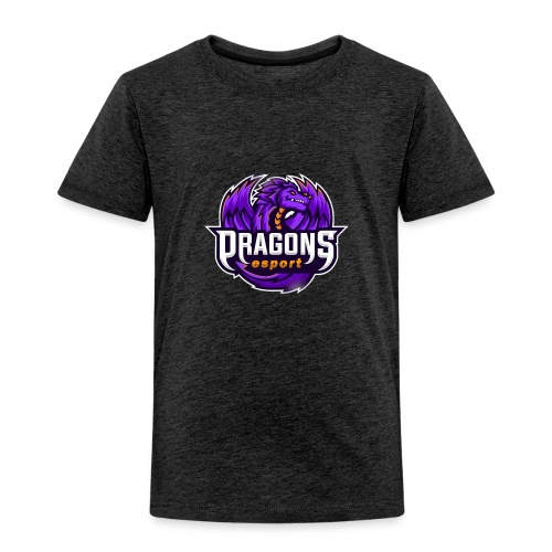 Clothing with the official logo of the DRG team - Toddler Premium T-Shirt