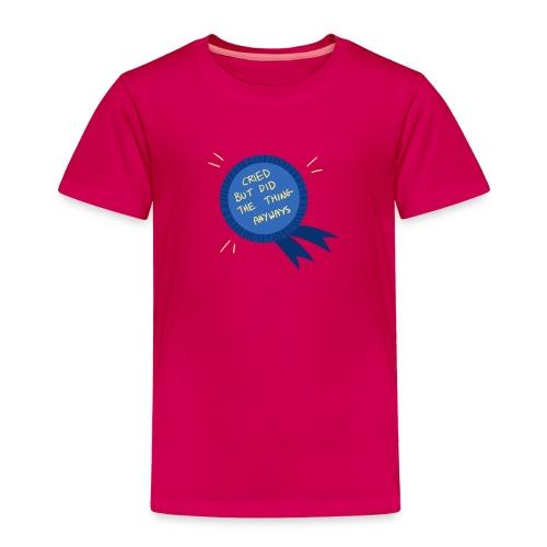 Regret - Toddler Premium T-Shirt