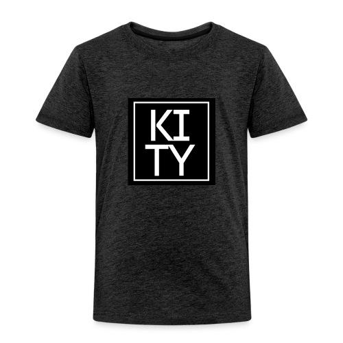 Kity na kvadrat - Toddler Premium T-Shirt