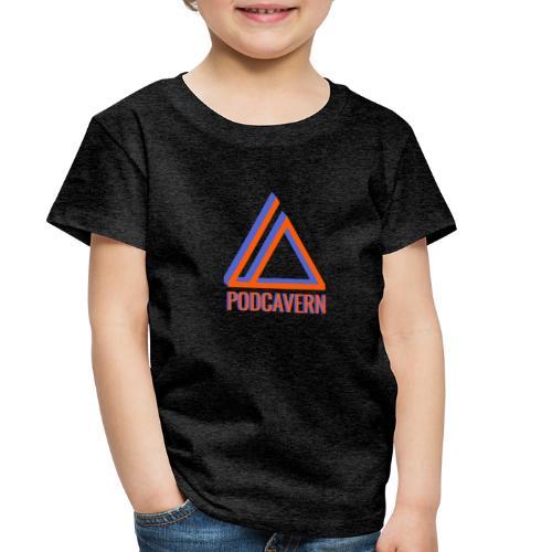 PodCavern Logo - Toddler Premium T-Shirt