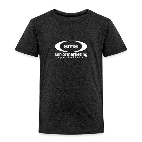 SMS White Logo - Toddler Premium T-Shirt
