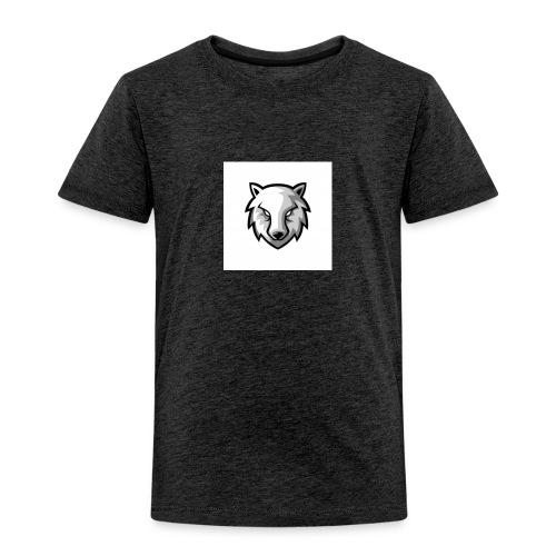 new wolf hoodie - Toddler Premium T-Shirt