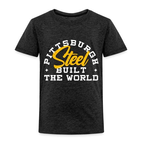 built - Toddler Premium T-Shirt