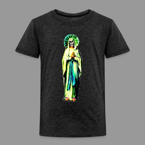 Cult Of Santa Muerte - Toddler Premium T-Shirt