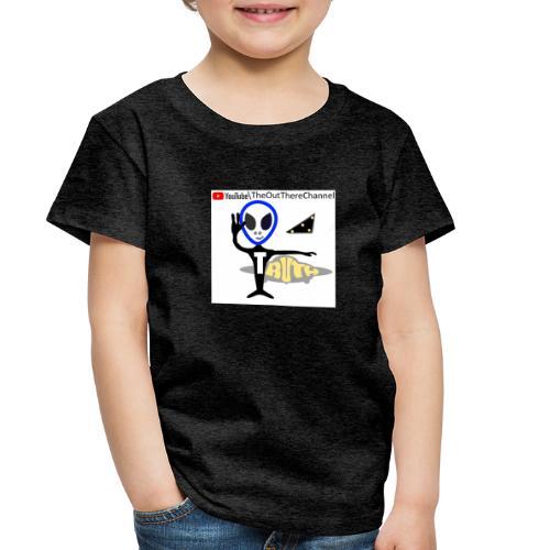 TshirtNewLogoOTchan 2 with Crew Back Logo - Toddler Premium T-Shirt