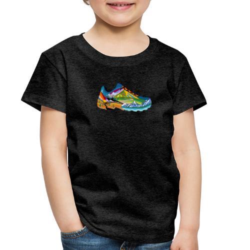 American Hiking x THRU Designs Apparel - Toddler Premium T-Shirt