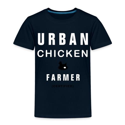 urban chicken farmer - Toddler Premium T-Shirt