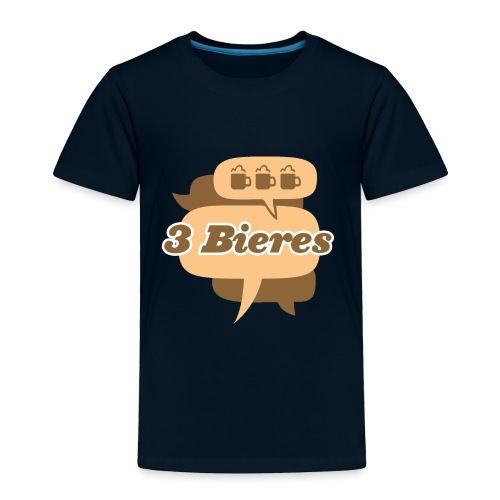 Blanc - Toddler Premium T-Shirt