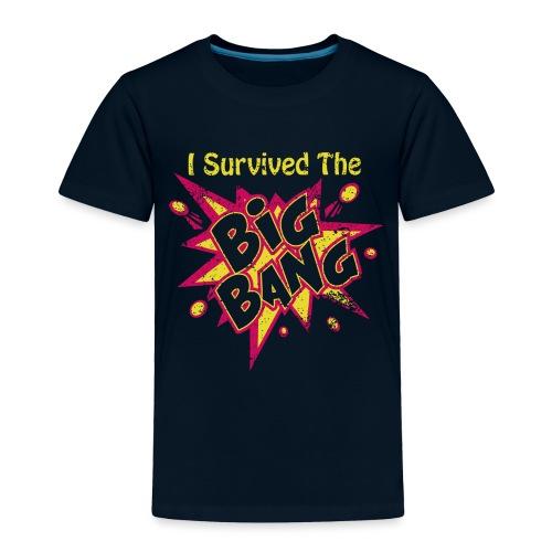 BIG BANG - Toddler Premium T-Shirt