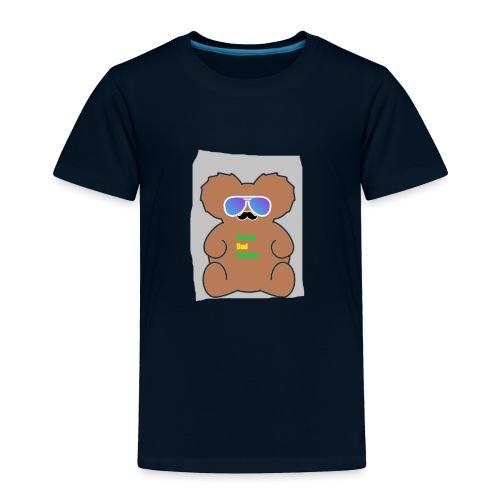 Aussie Dad Gaming Koala - Toddler Premium T-Shirt