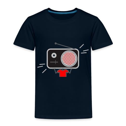 Red MusiqHead Merch - Toddler Premium T-Shirt
