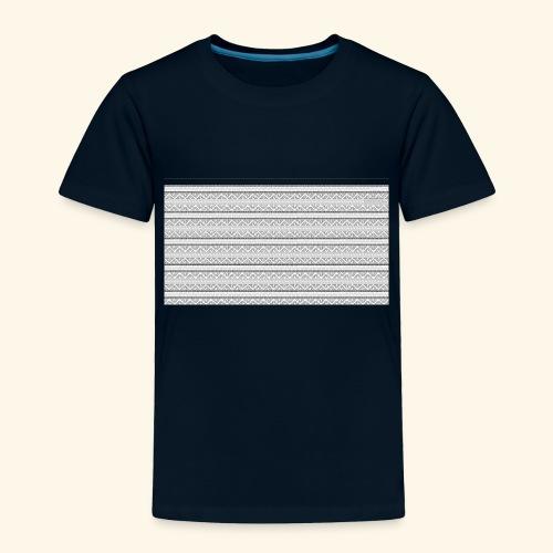 SLICK SLACK POLY'S ON THE BACK - Toddler Premium T-Shirt
