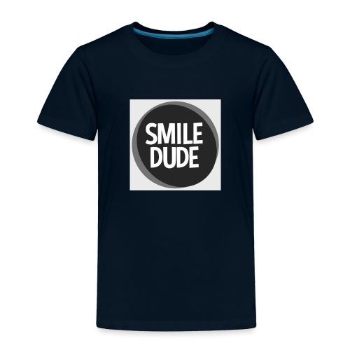smiledude - Toddler Premium T-Shirt