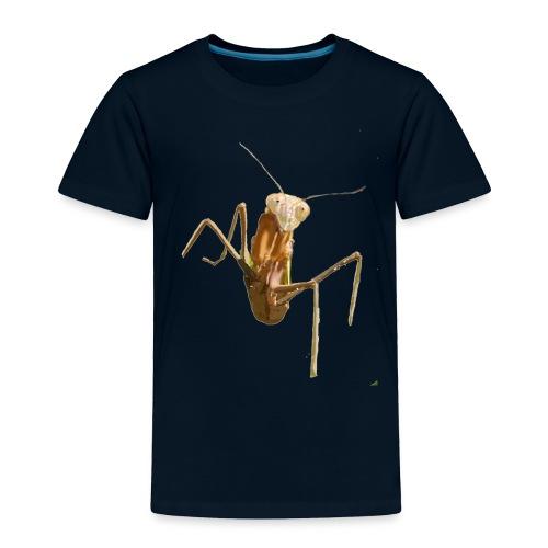 praying mantis - Toddler Premium T-Shirt