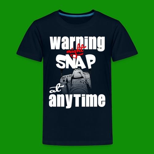 Might Snap Photography - Toddler Premium T-Shirt