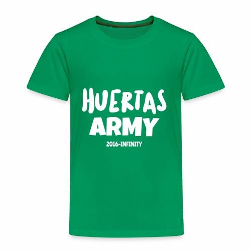 HUERTAS - Toddler Premium T-Shirt