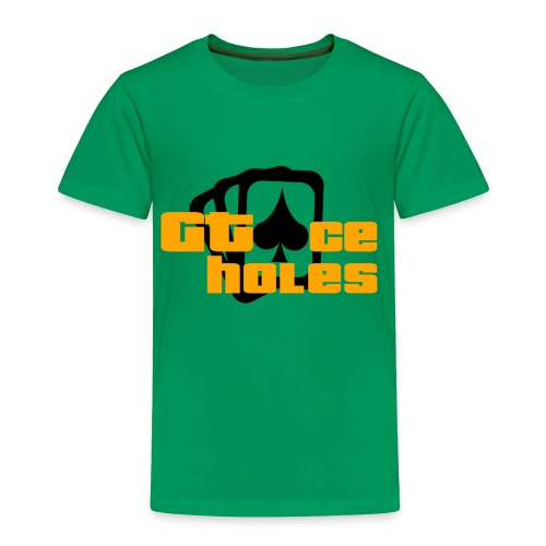 GTAceholes - Toddler Premium T-Shirt
