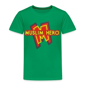 MUSLIM HERO - Toddler Premium T-Shirt