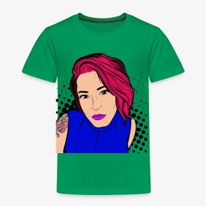 Chatty Caddie - Toddler Premium T-Shirt