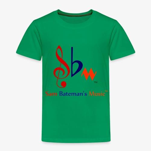 Sam Bateman's Music - Toddler Premium T-Shirt