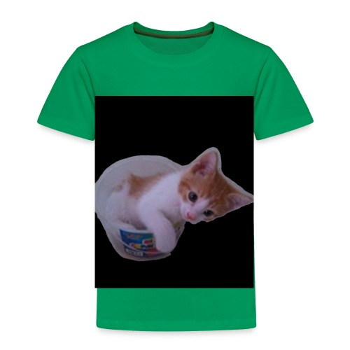 kitten explorer - Toddler Premium T-Shirt