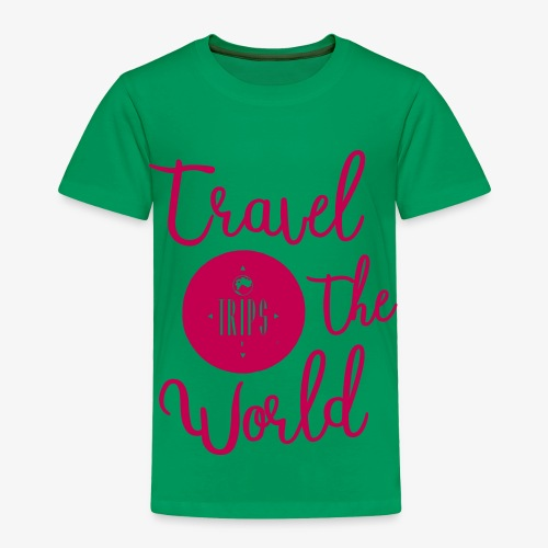 Trips Inc.™ 2017 apparel - Toddler Premium T-Shirt
