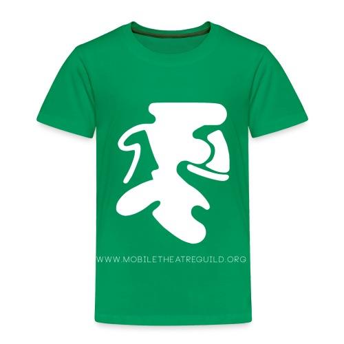 Comedy_Tragedy_Logo_MTG - Toddler Premium T-Shirt