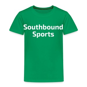 The Southbound Sports Title - Toddler Premium T-Shirt