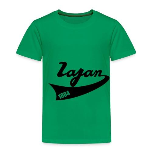 lagan base ball - Toddler Premium T-Shirt