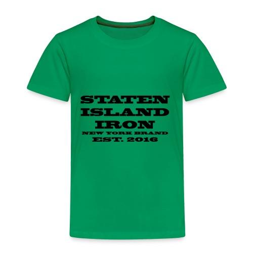 SIIRONBRAND2 - Toddler Premium T-Shirt