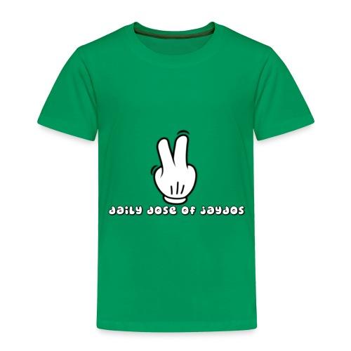 DailyDoseOfJaydos - Toddler Premium T-Shirt