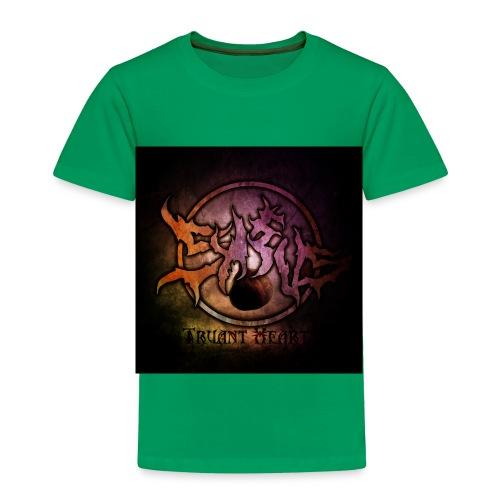 Sykeus Truant Heart - Toddler Premium T-Shirt