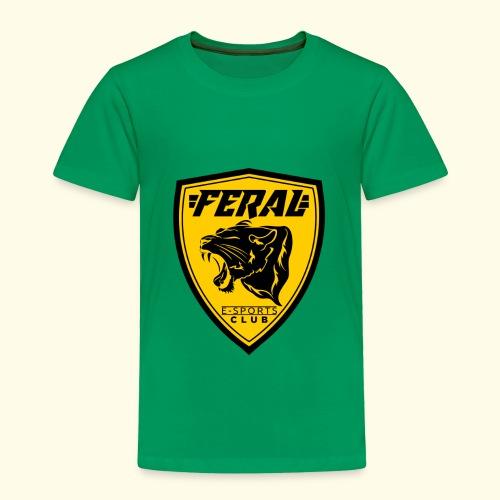 FERAL_EC_Logo - Toddler Premium T-Shirt