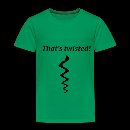 twisted - Toddler Premium T-Shirt