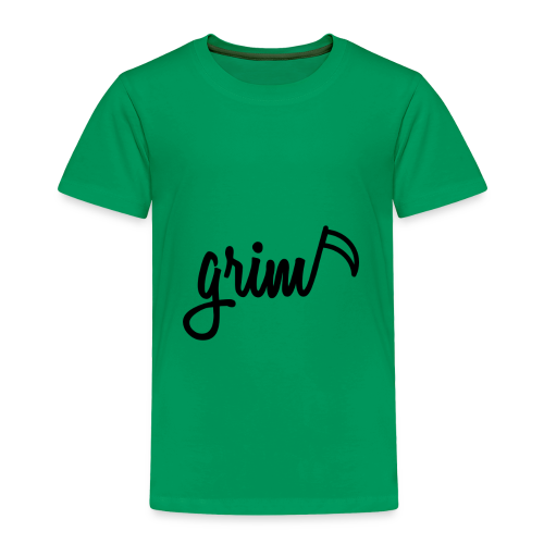 grim - Toddler Premium T-Shirt