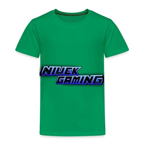 NIVEK Gaming Logo - Toddler Premium T-Shirt