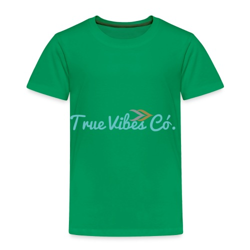 TrueVibes x Pastel Collection - Toddler Premium T-Shirt
