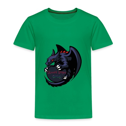 skyward dragon gaming - Toddler Premium T-Shirt