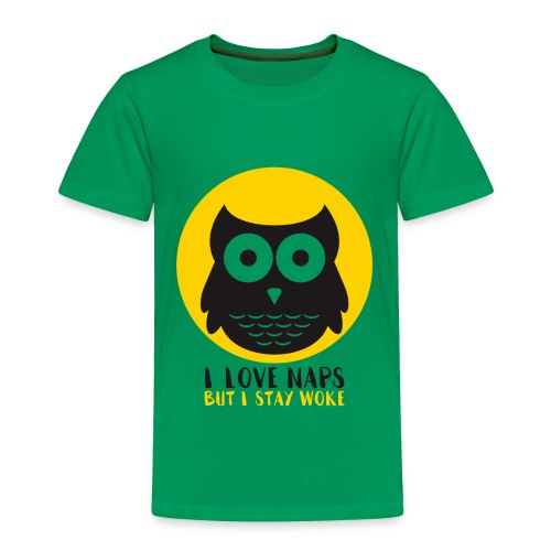 I Love Naps - Toddler Premium T-Shirt