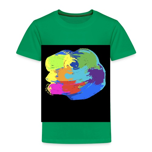 Pepe design 2 livin'it merch - Toddler Premium T-Shirt