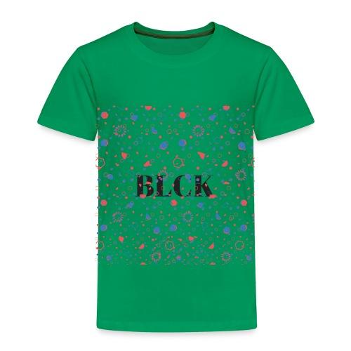 BLCK - Toddler Premium T-Shirt