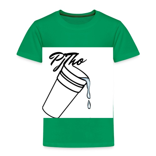 PjTho WhiteOuT - Toddler Premium T-Shirt