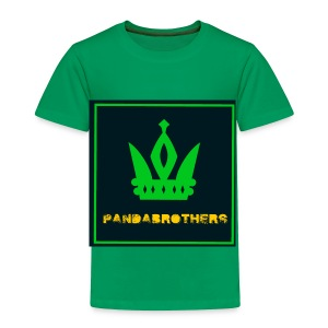 YouTube Channel gifts - Toddler Premium T-Shirt