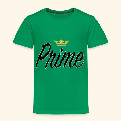 prime - Toddler Premium T-Shirt
