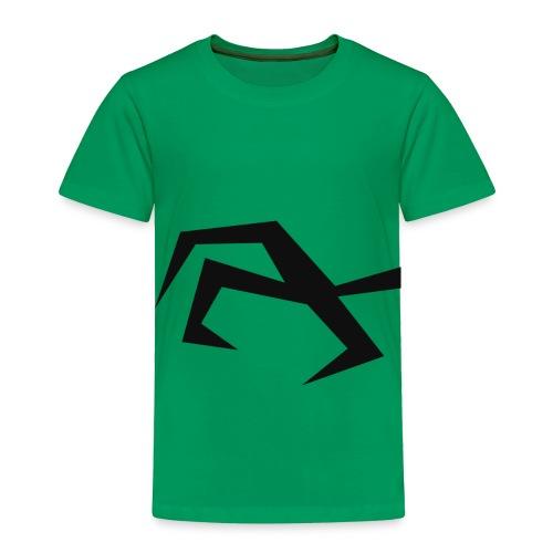 Bird Hand black - Toddler Premium T-Shirt