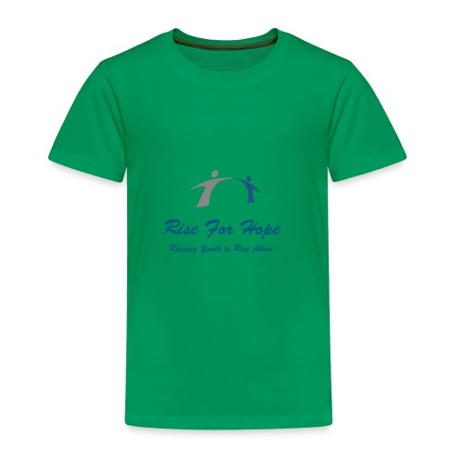 Rise for Hope - Toddler Premium T-Shirt