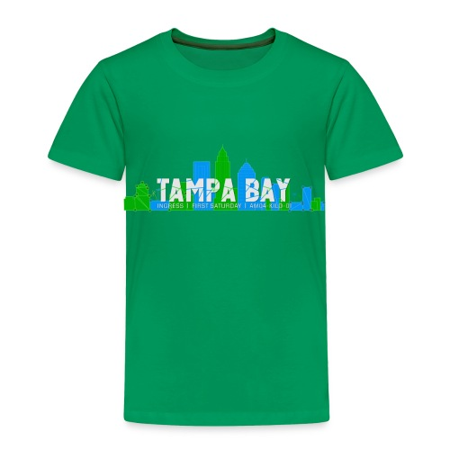 Tampa FS Light - Toddler Premium T-Shirt